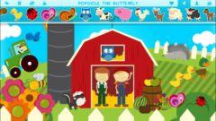 free iPhone app Farm Story Maker