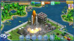 free iPhone app Virtual City (Full)