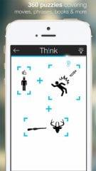 free iPhone app Think