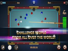 free iPhone app Pool Billiards