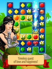 free iPhone app Knight Girl