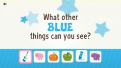 free iPhone app Ask Me Colors and Shapes