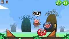 free iPhone app Ninja Rescue
