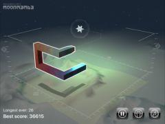 free iPhone app Moon Mamba