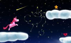 free iPhone app Licornes dans les nuages