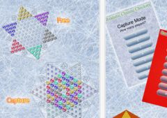 free iPhone app Realistic Chinese Checkers