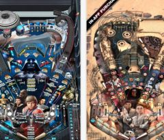 free iPhone app Star Wars™ Pinball 4
