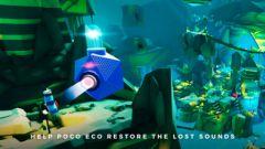 free iPhone app Adventures of Poco Eco