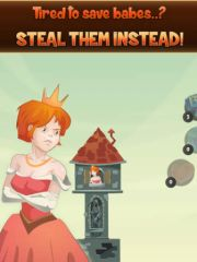 free iPhone app Crazy Tower 2