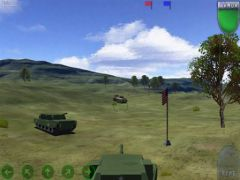 free iPhone app Tanks War HD