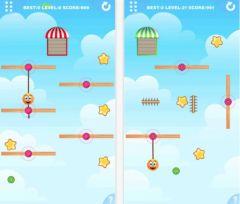free iPhone app Gravity Orange 2