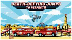 free iPhone app Evel Knievel