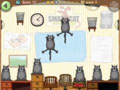 free iPhone app Office Cats
