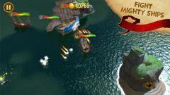 free iPhone app Captain Sabertooth and the Treasure of Lama Rama