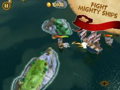 free iPhone app Captain Sabertooth and the Treasure of Lama Rama