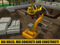 free iPhone app City Construction Simulator 3D Full