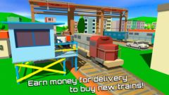 free iPhone app Cargo Train Driver
