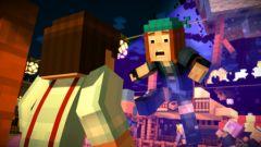 free iPhone app Minecraft: Story Mode