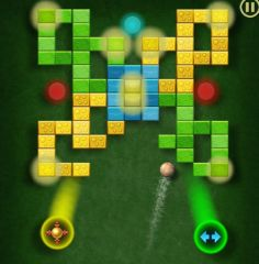 free iPhone app Jet Ball (HD)