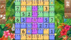free iPhone app Sudoku Riddle