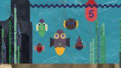 free iPhone app Bop Underwater