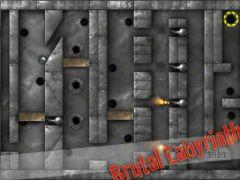 free iPhone app Brutal Labyrinth
