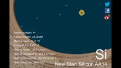 free iPhone app Atomic Astronomy