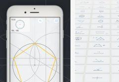 free iPhone app Euclidea 3