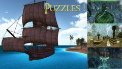 free iPhone app Lost Treasure Island HD