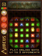 free iPhone app Aureus