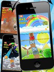 free iPhone app Tower Balance