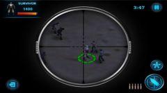 free iPhone app Zombie Sniper 3D