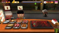 free iPhone app BBQ Cooking 3D