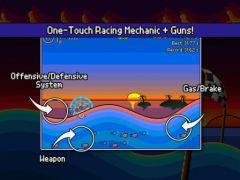 free iPhone app Pixel Boat Rush