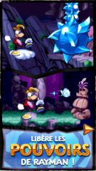 free iPhone app Rayman Classic