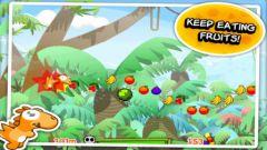 free iPhone app Dino Rush