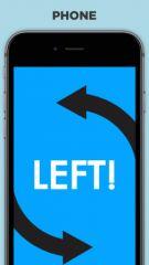 free iPhone app Spinny Phone