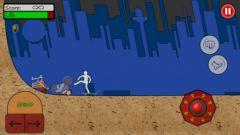 free iPhone app Skate Fighter