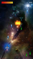 free iPhone app Space War HD