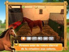 free iPhone app HorseWorld 3D: My Riding Horse