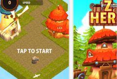 free iPhone app Z Hero