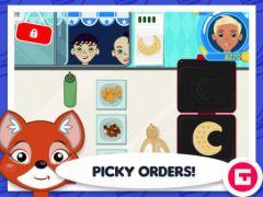 free iPhone app Little Food Truck