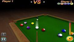 free iPhone app 8 Ball Billiards