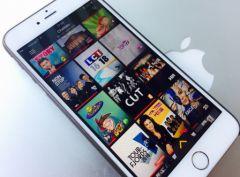 application de rencontre de glissement pour l'iPhone
