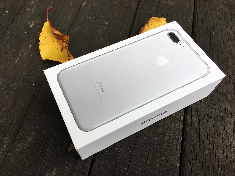 L'iPhone 7 est arrivé : vidéo, premières photos, déballage ...