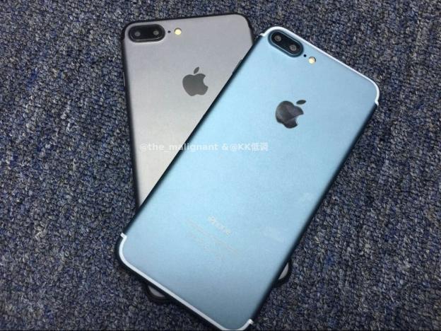 l 39 iphone 7 en bleu a rend plut t bien non et autres rumeurs du jour iphone x 8 ipad et. Black Bedroom Furniture Sets. Home Design Ideas