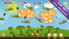 free iPhone app HeliInvasion HD