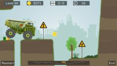 free iPhone app Big Truck