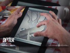 free iPhone app Dexter Slice