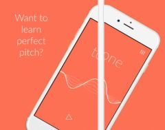 free iPhone app Tone